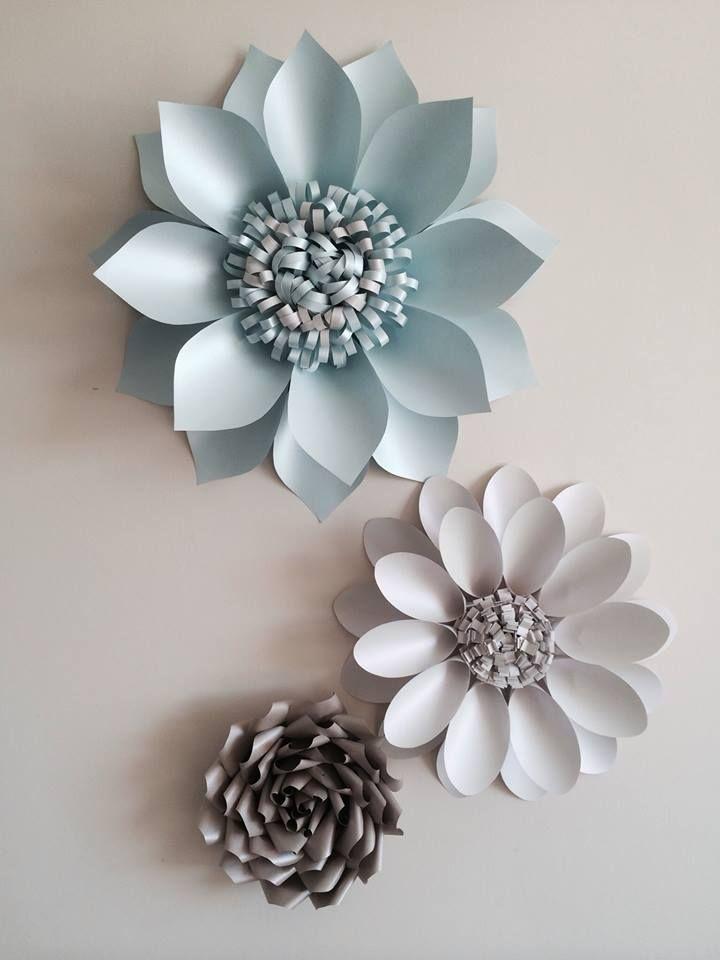 My handmade Paper Flowers  Lisa Boylan- Paper Flower Studio