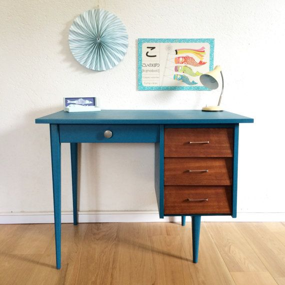 17 best images about mid century furniture on pinterest for Painted mid century modern furniture