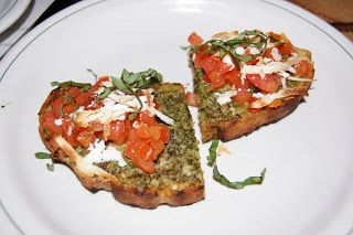 Carrabba's Italian Grill Copycat Recipes: Bruschetta Carrabba