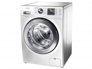 Desde sua super capacidade até o uso eficiente de energia, a lavadora Samsung possui todos os recursos para transformar uma atividade rotineira em prazer. Vem com 24 programas de lavagem, mais funções extras: Eco Bubble, Meu Ciclo, Lavagem rápida, Passar fácil, Enxague, Segurar enxague, Desligar som, Pré-lavagem, Intensivo, Molho, Aquecedor de cerâmica, Diamond Drum, Controle de aquecimento e 10 anos de garantia do motor!