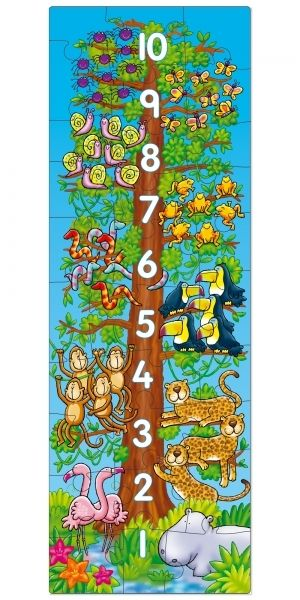 20 best jigsaw puzzles for school images on pinterest puzzles orchard toys one two tree floor puzzle pieces love this one for fun colour and beginning counting gumiabroncs Image collections