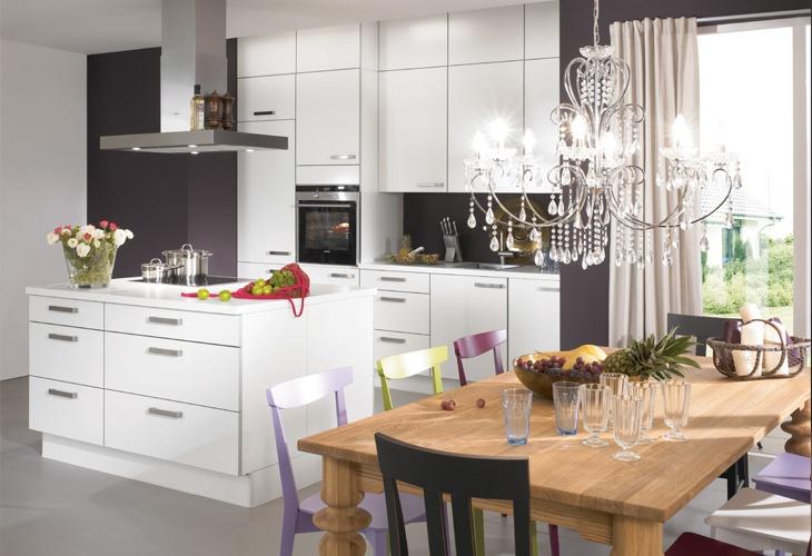 Weiße Küche / White kitchen