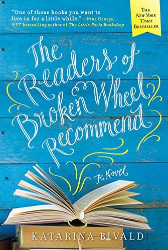 The Readers of Broken Wheel Recommend by [Bivald, Katarina] // DNF. I usually like books about books but this one felt like it was trying too hard.