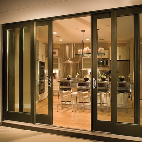 Best 25 windows and doors ideas on pinterest sliding for All glass french doors