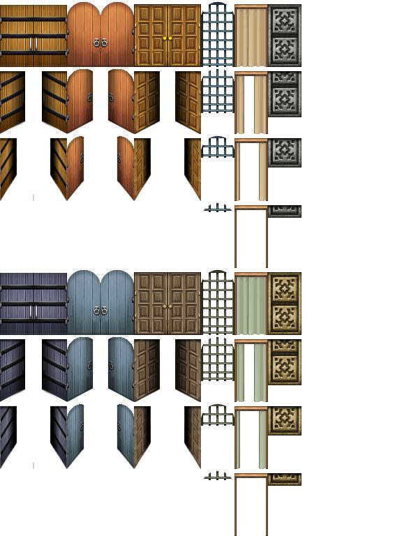 Indrah's Tile Closet: MV Edition! Credit: Indrah (plus