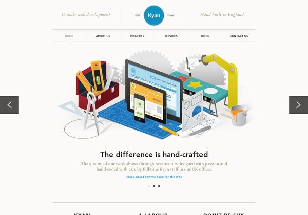http://kyan.com via @url2pin: Design Inspiration, Webdesign, Web Design, Web Site, Web Development, Internet Site, Website Design, Website Inspiration, Designinspiration