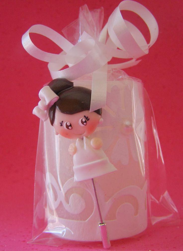 Martati creaciones FIMO: Packs para alfileres de novia y regalos de boda