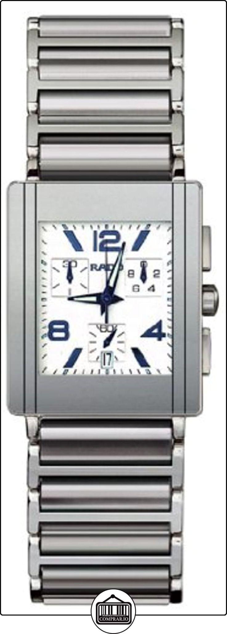 RADO - INTEGRAL QUARTZ CHRONOGRAPH - ROH-R20.591.10.2 de  ✿ Relojes para hombre - (Lujo) ✿