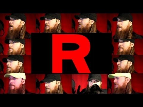Pokemon Red/Blue/Yellow - Team Rocket Hideout Acapella - YouTube - Smooth McGroove