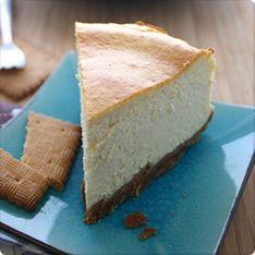Cheesecake citron et Thé