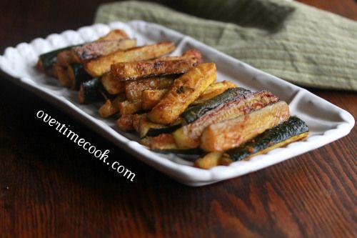 zucchini-wedges