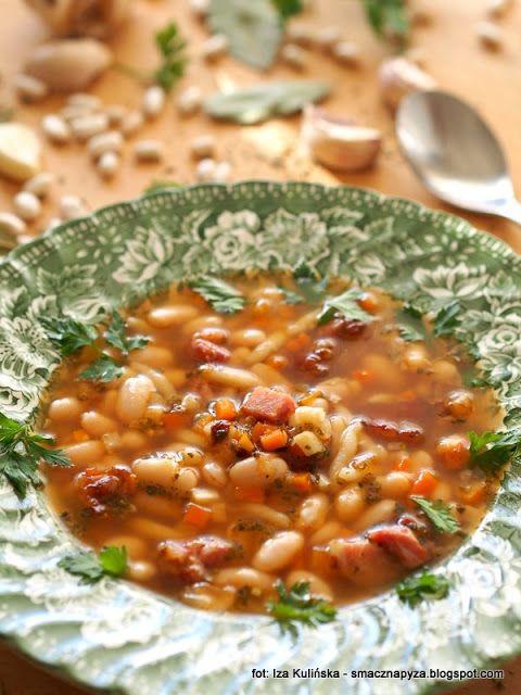 najlepsze-domowa-zupa-fasolowa-z-zacierkami-na-wedzonce