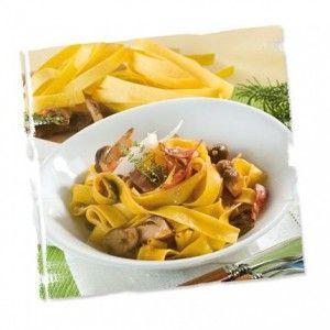 Pappardelle- pasta fresca - maffei