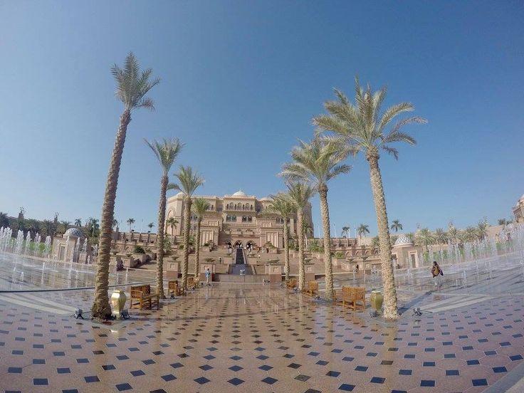 Emirates Palace Hotel - Abu Dhabi - E.A.U. 2015