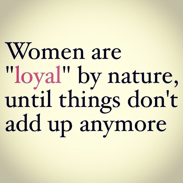 I have found this not to be true at all. I have had/have sooooo freaking fickle friends, people really don't even know what loyal is really. They use you when it's convenient for them, then drop you like a dead fly. So over it all right now, which is why I am a hermit these days.