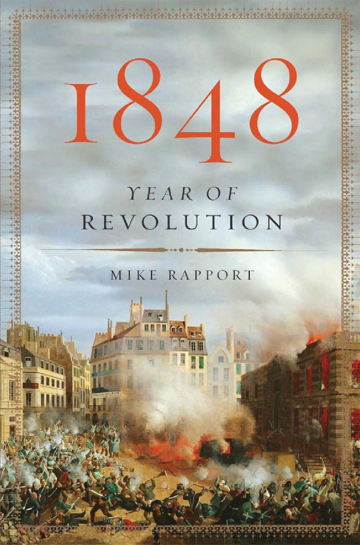 ⃝ ⱷ[mike rapport] 1848 year of revolution by QUIASMA