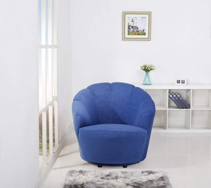Leila Swivel Barrel Chair