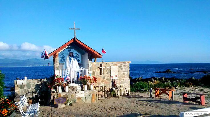 Costa de la V región. Chile on Behance