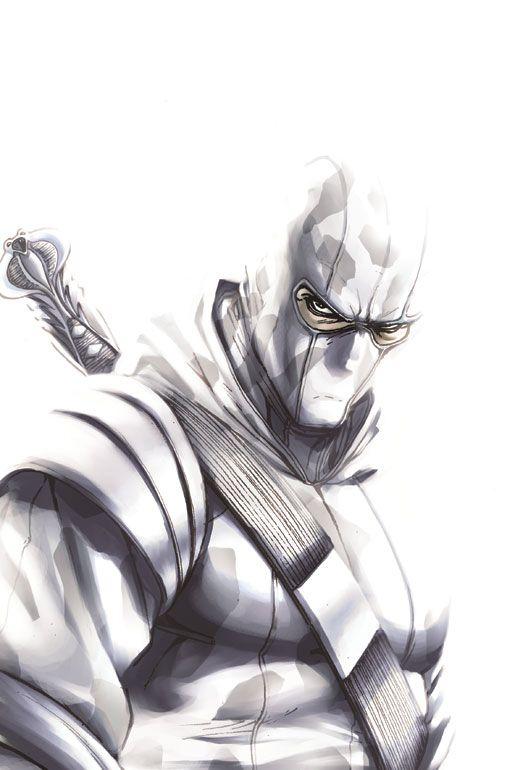 G.I. Joe: America's Elite - Storm Shadow I