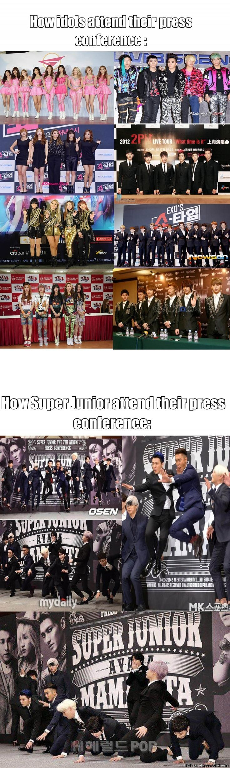 Super Junior.. XD