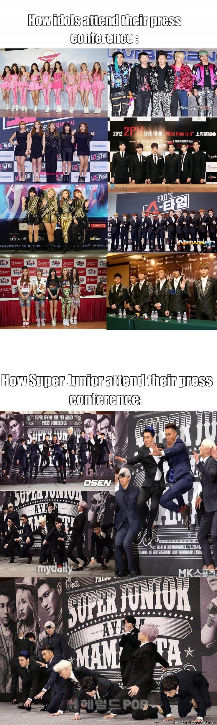 Super Junior.. XD