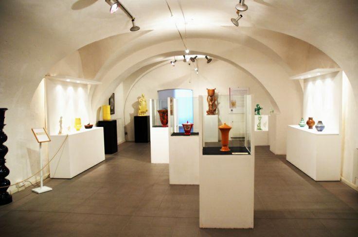 exhibition hall #MIDeC - Museo Internazionale del Design Ceramico #Cerro - #LavenoMombello