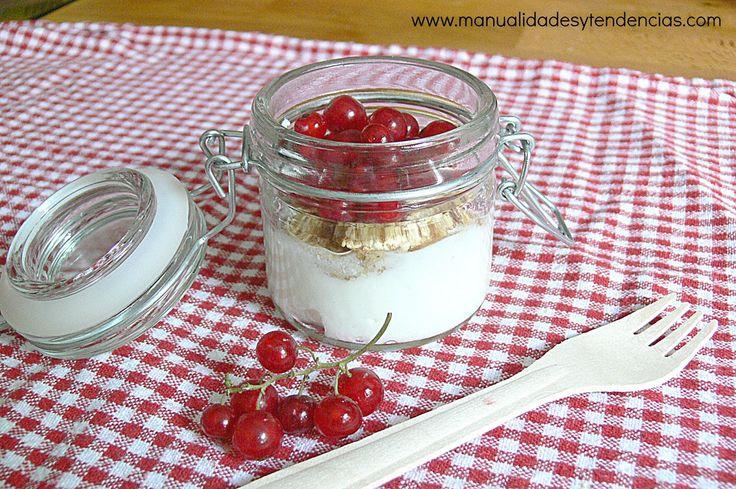 Las mejores meriendas para llevar : Jar snacks www.manualidadesytendencias.com #cocinasana #recetassanas #vegan #vegetariano #masonjar