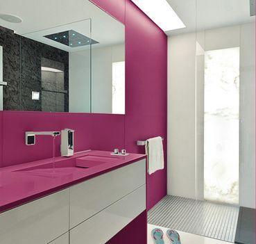 #Outubrorosa #banheirorosa #decorandocomrosa #detalhesrosa