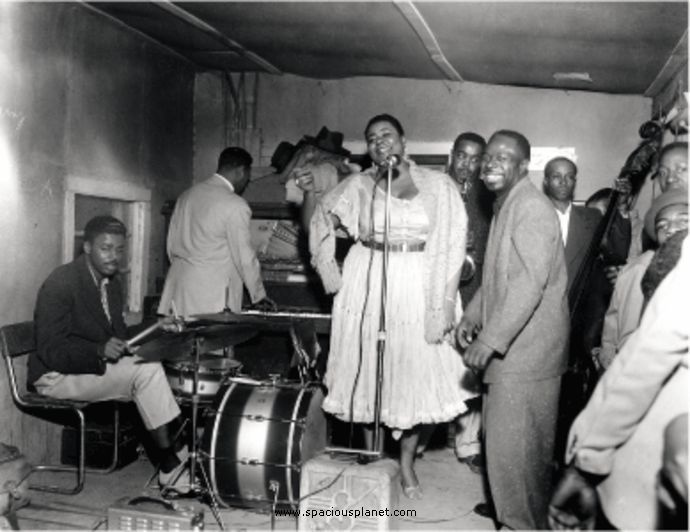 Juke Joint | Black and White Photography | Blues Music ...