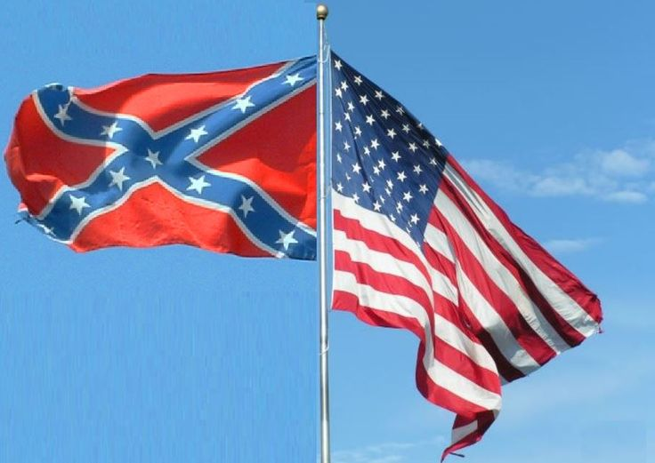 what is the confederate flag stand for
