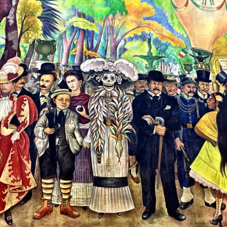 My day exploring centro historico and beyond art painting