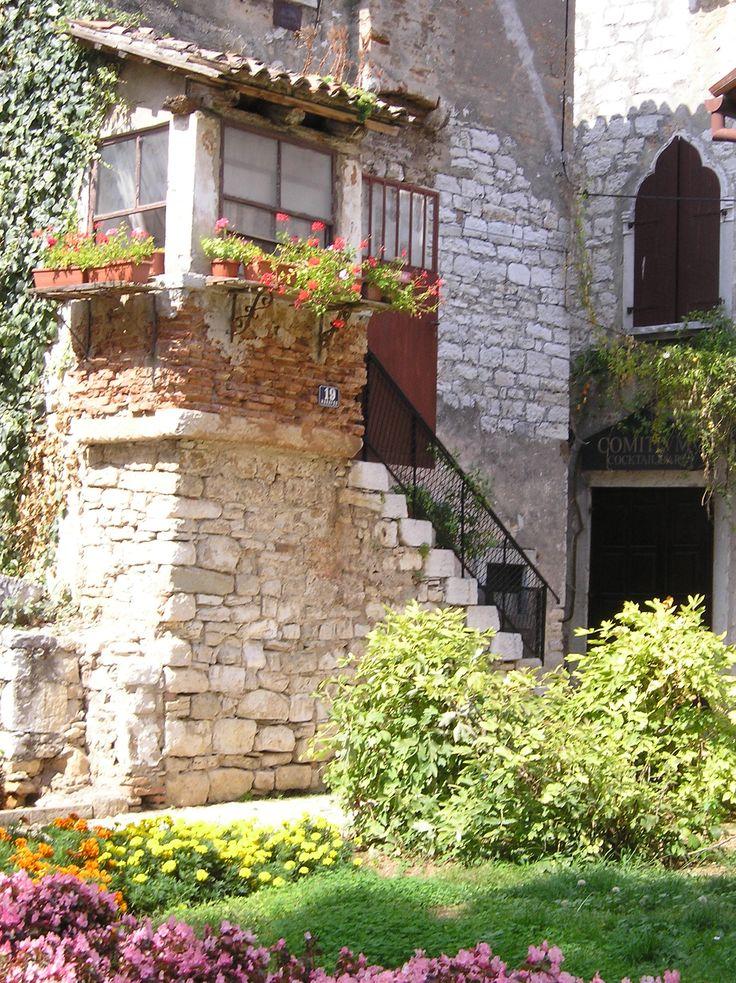 Rovinj; Croatia