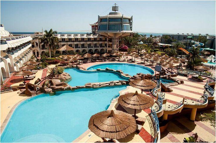 Отель Sea Gull Beach Resort расположен прямо на пляже Красного моря, в 10 км до аэропорта, в 35 км до Эль Гуны, в 60 км до Сафаги, в 2 минутах ходьбы от пляжа.  В отеле Sea Gull Beach Resort: 710 номеров. Номера оформлены в современном стиле и оборудованы балконом, кондиционером, ванной, мини-баром, феном, телефоном, телевизором. #Хургада  К услугам гостей бассейн с водопадами и 8 открытых бассейнов. Здесь также есть прекрасно оборудован детский бассейн с водными горками.