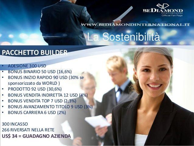 BeDiamond International Sostenibilita by BeDiamond International via slideshare