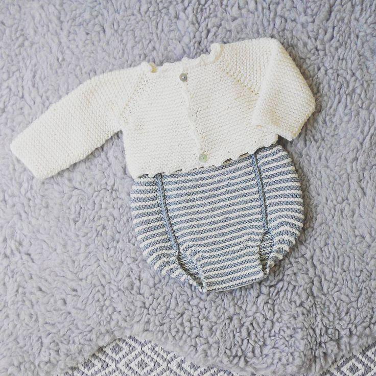 "168 Gostos, 4 Comentários - marlene rodrigues (@pontinhosmeus) no Instagram: ""love  stripes for babies  #pontinhosmeus #pontinhosmeusetsyshop #handmade #babyknits #babyknitwear…"""