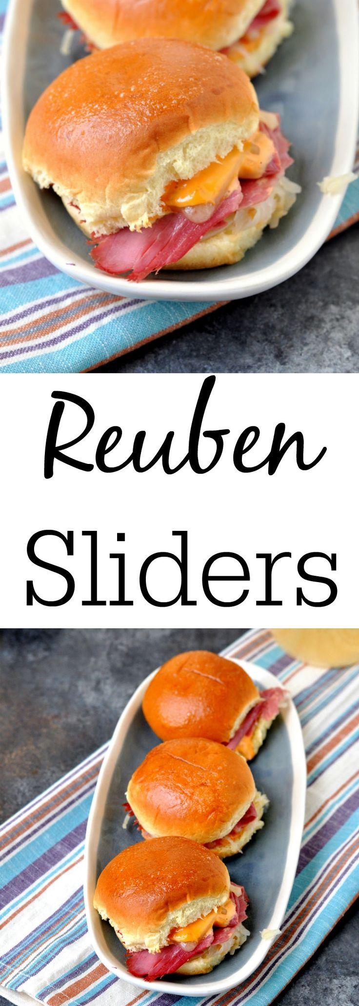 Reuben Sliders