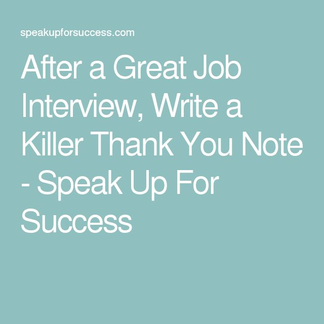 Best 25+ Thank you after interview ideas on Pinterest Resume - interview thank you email