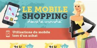 Etat des lieux du M-SHOPPING en France. Si 70% des consommateurs utilisent leur téléphone portable lors de leurs achats dans le monde, ils ne sont que 53% dans l'Hexagone. Les Français sont, par exemple, cinq fois moins nombreux que les Anglais à acheter avec leur mobile.
