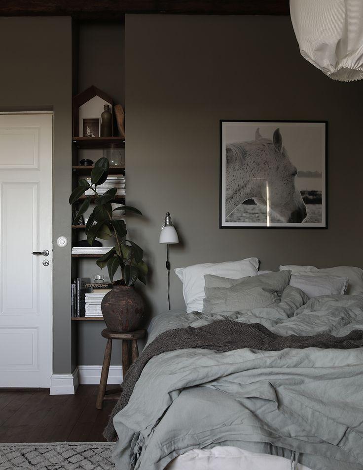 My green bedroom | Photo: Daniella Witte