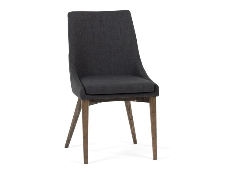 ABBYWOOD - Dining chair - Dark Grey