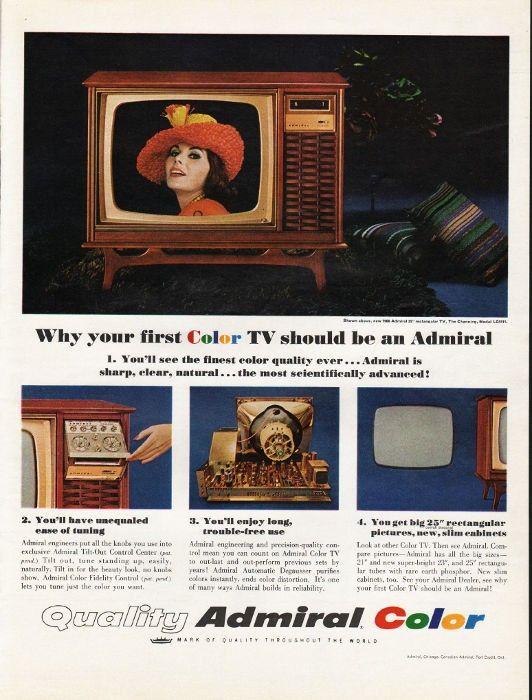 Vintage Television Ads 16
