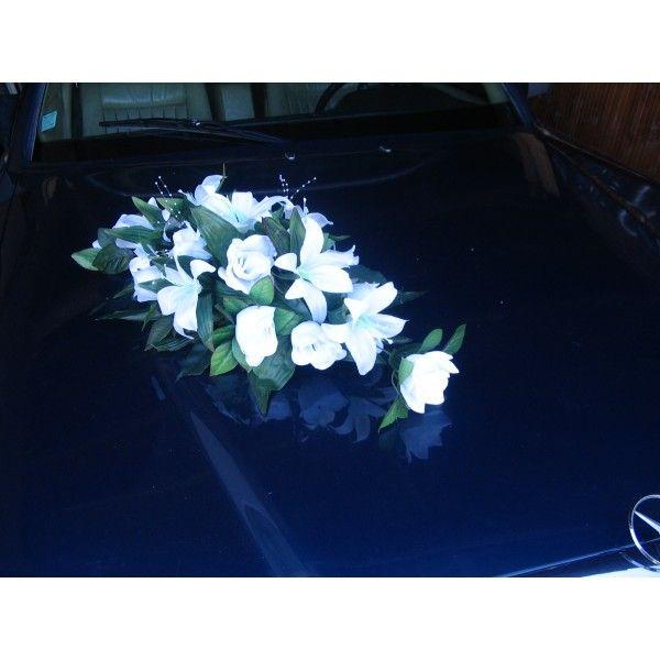 1000 images about bouquet mariage pour voiture on. Black Bedroom Furniture Sets. Home Design Ideas