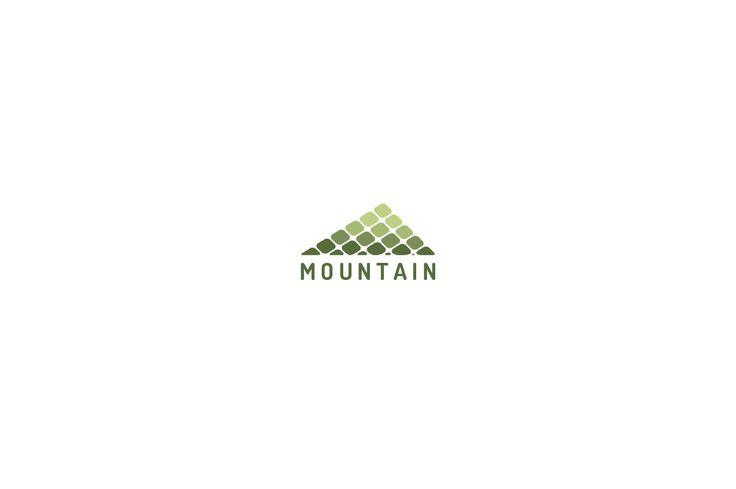Mountain Logo by 3ab2ou on Creative Market