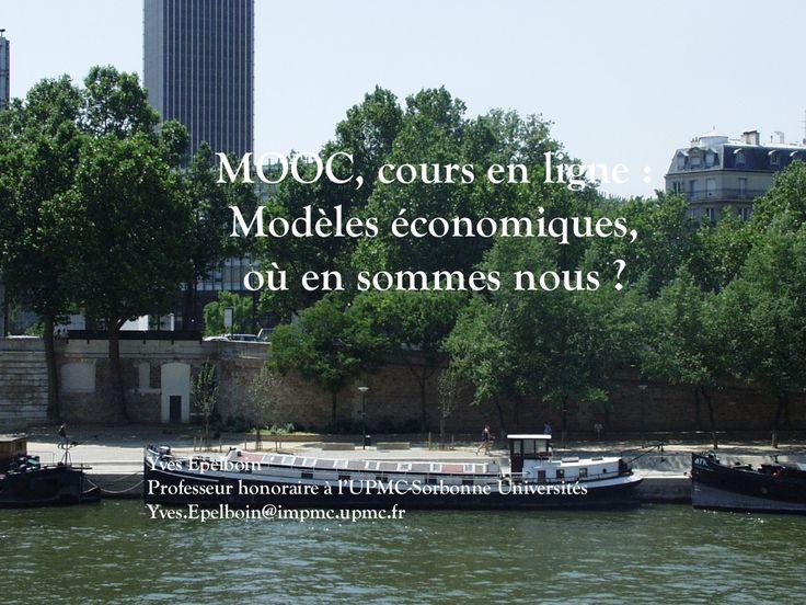 MOOC, cours en ligne : modèles économiques, où en sommes nous ?