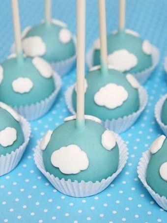 Nas Nuvens! - popcake