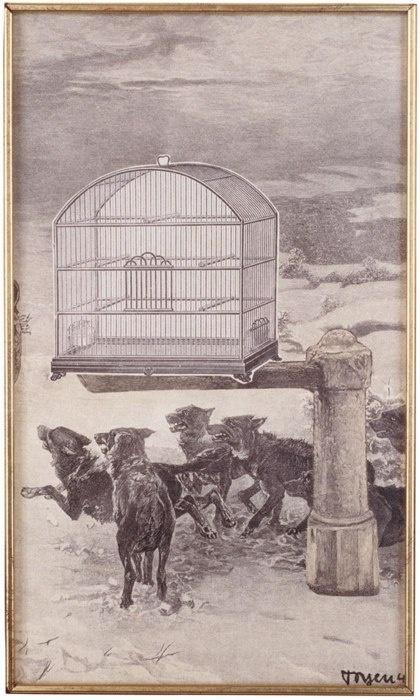 Collage de Toyen, 1936-1940