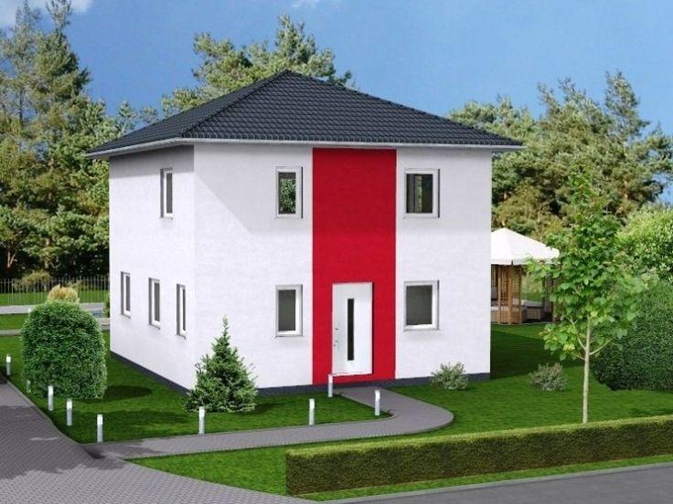 Massivhaus modern  159 best Stadthäuser und -villen images on Pinterest | Balcony ...