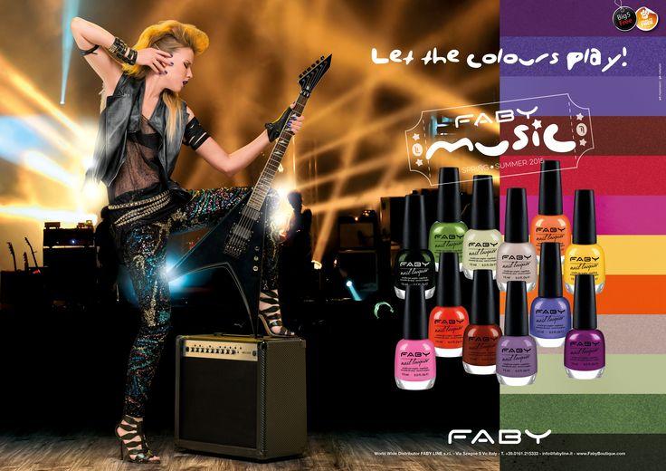 Faby Music (Rock Mode)