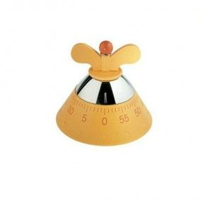 Kitchen Timer  This kitchen timer is funky and modern. It's a great gift for the graduate!   Spotted for $41