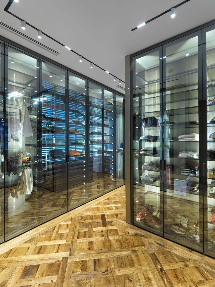 Rimadesio Cover - walk-in closet -  Gardrop - Istanbul
